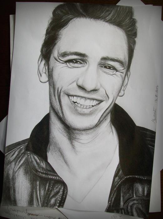 James Franco par AllieH